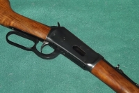 reblued-winchester-94-post-64