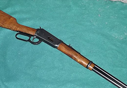 restored rifle